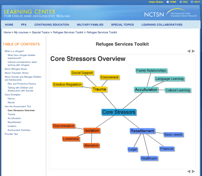 Refugee Services Toolkit