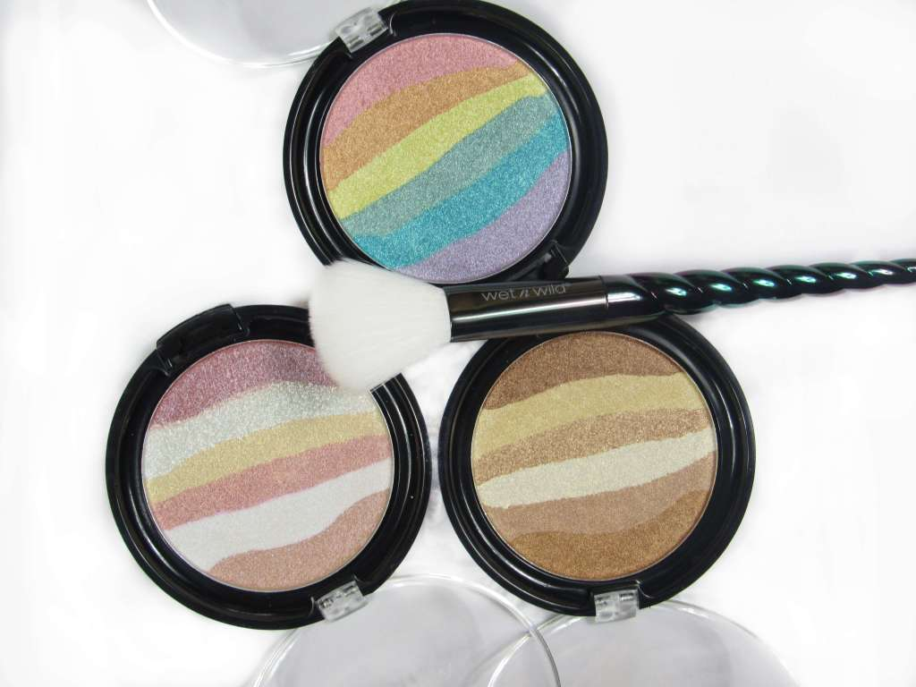 wet n wild unicorn glow highlighters