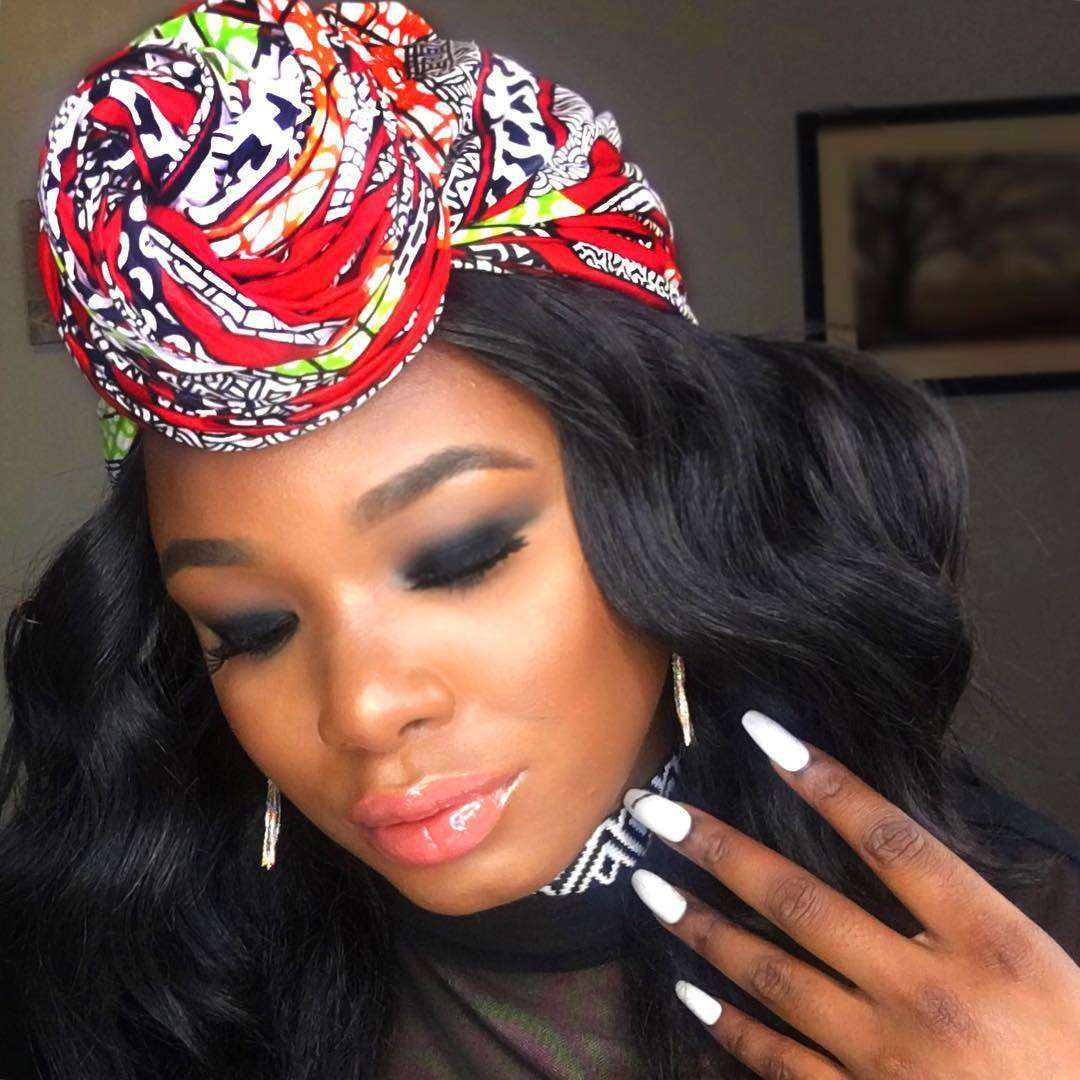 """Why African Style Head Wraps Are My Favorite """"Protective Style"""""""