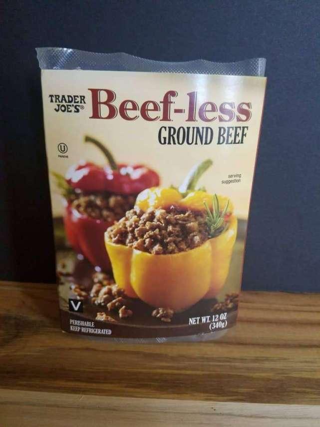 beefless gorund beef