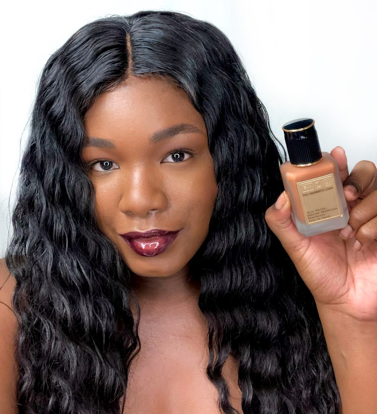 Pat McGrath Foundation Review