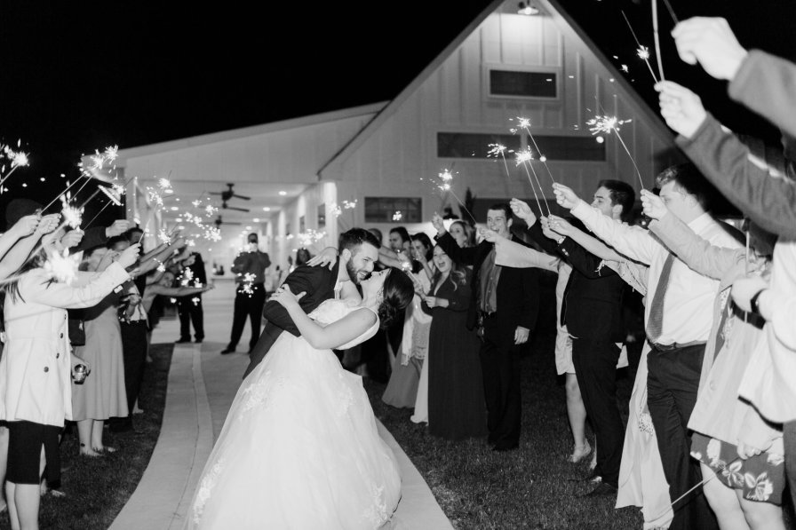 Worship-Filled Wedding in McKinney, TX