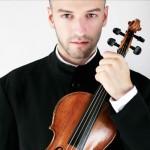 Joan Plana, violin