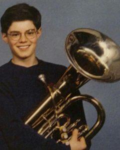 Alex Burtzos, youth musician