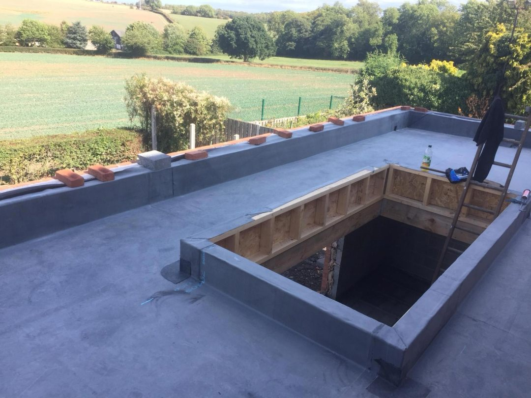 flat roofing rotherham