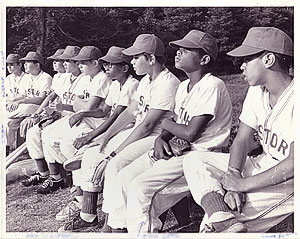 Astor baseball team c.1955