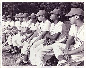 Astor baseball team c.1955