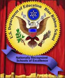 blue ribbon school of excellence