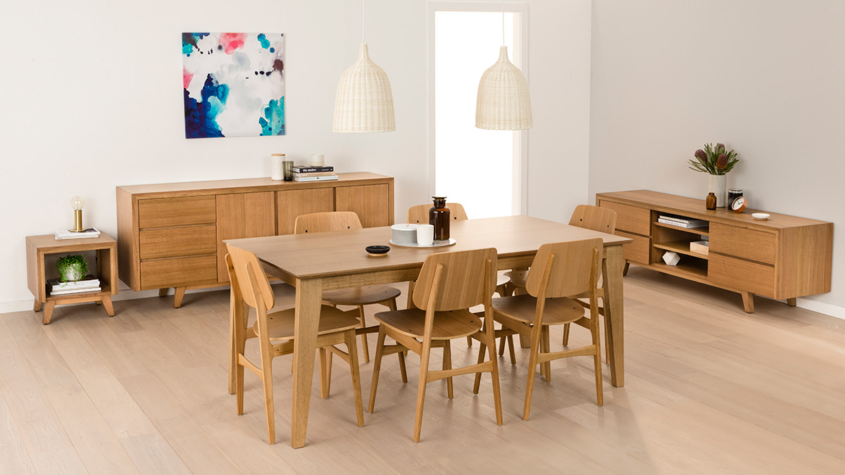 Aztec Dining Room Furniture by Astra Furniture