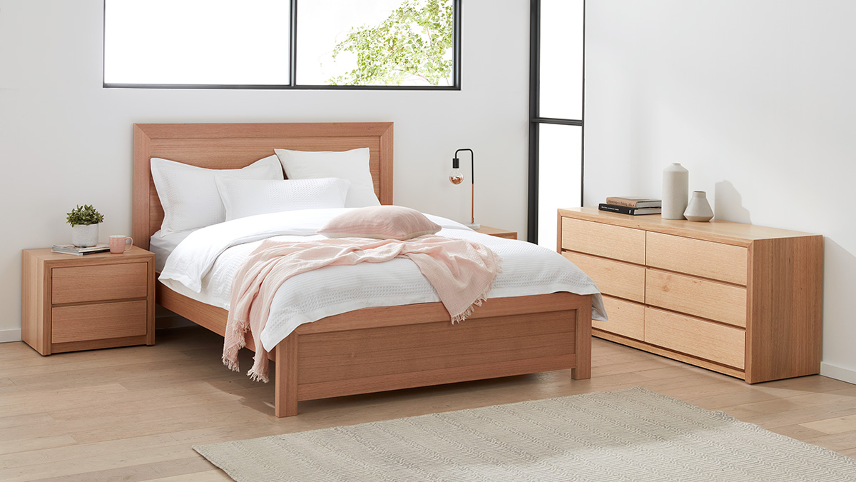 Sorrento Bedroom Furniture by Astra Furniture
