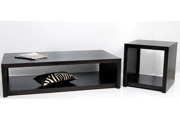 Madison Tasmanian Oak Coffee Cube by Astra Furniture