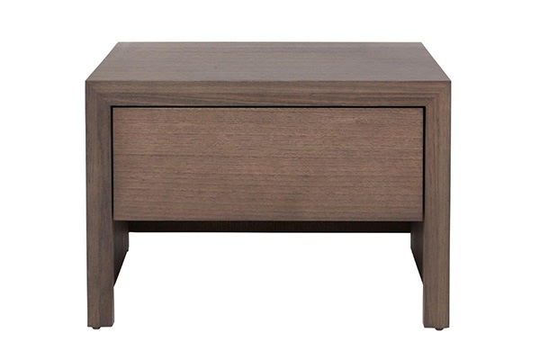 Sienna Tasmanian Oak Bedside Table by Astra Furniture