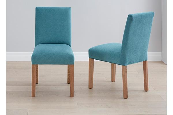 Kiama Tasmanian Oak Upholstered Dining Chair by Astra Furniture