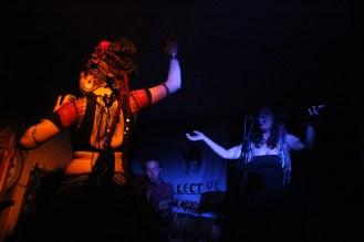 astrakan project UK tour tribal belly dance Helen