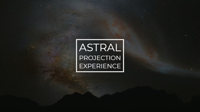 astral projection experiences