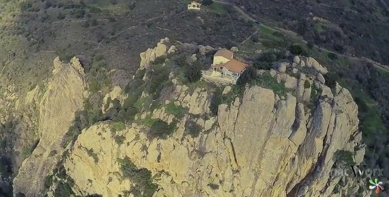Το μαγευτικό φαράγγι Καμπιών - Αστραπάρης - Χίος