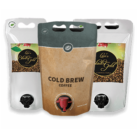 cold brew coffee packaging solutions