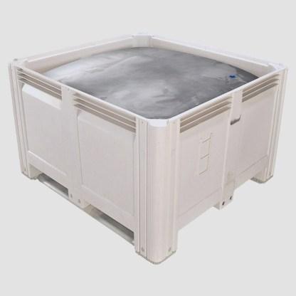 Astrobag® 300 Gallon Bin Liner in Bin