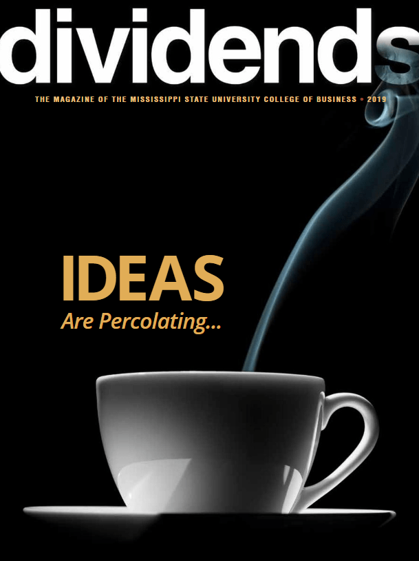 Dividends Magazine Cover