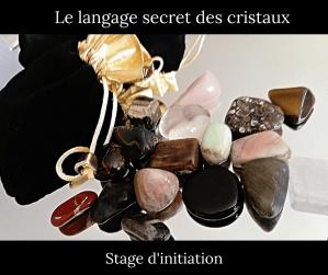 Le langage des cristaux Astre et Minéral