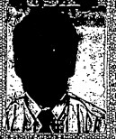 """""""James Thomas Harbison"""" (CIA Officer Wanted in Connection with the Abduction of Abu Omar from Milan, Trevor Paglen, 2007, Courtesy of the artist, Altman Siegel Gallery and Thomas Zander Gallery"""