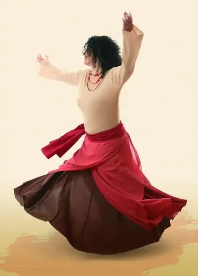 Tanzreise nach Sizilien, Ägyptischer Tanz