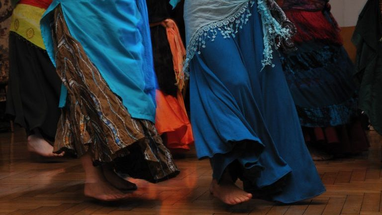 Ägyptischer Tanz für Frauen - Abendkurs in Graz (Anfängerinnen)