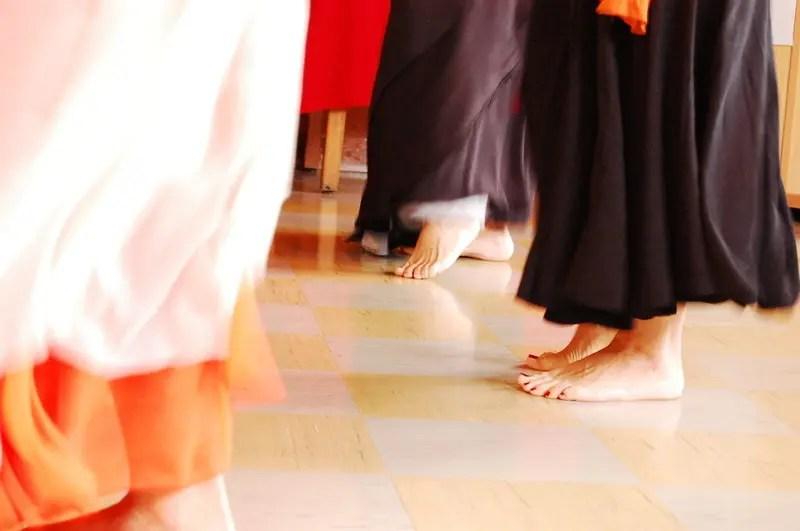 Tanztherapie-Gruppen