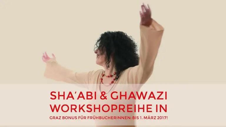 Sha'abi & Ghawazi - ein Echo aus alter Zeit - Termin 2