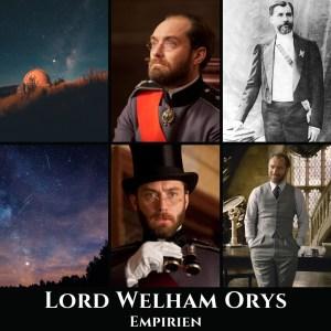 Lord Welham Orys - Météorites