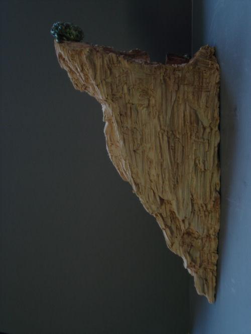 Tussen Hemel en Aarde, Keramiek, 40 x 20 x 25 cm, 2008