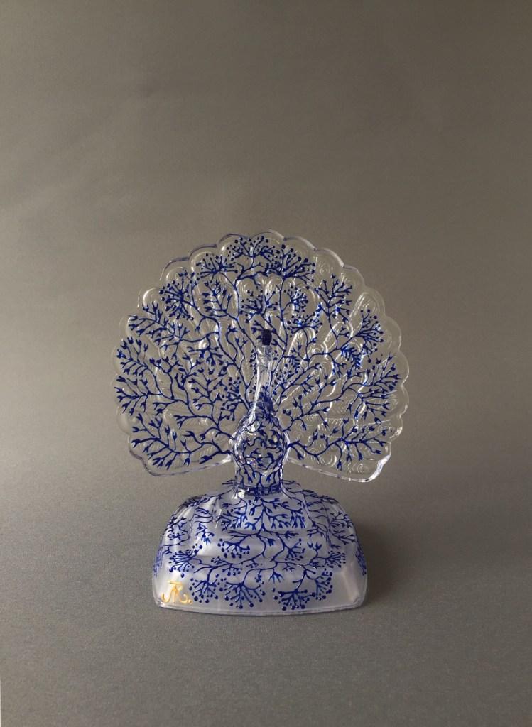Pauw 'Reine Azul'