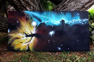 Flame and Horsehead Nebula 1