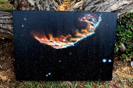 Northern Veil Nebula 1