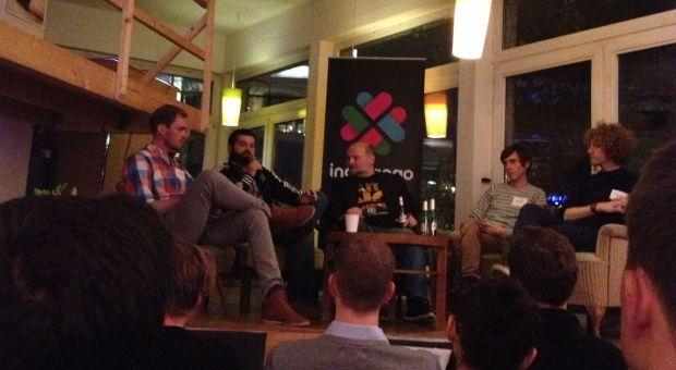 Indiegogo Crowdfunding Talk at Betahaus