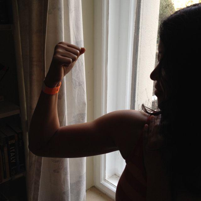 Muscles, yo!