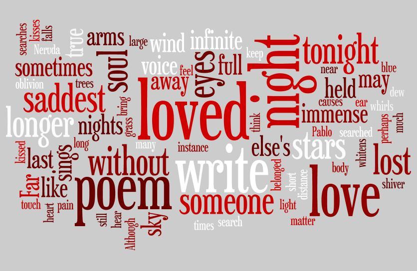 """The Saddest Poem"""