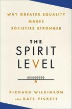 the spirit level by richard wilkinson and kate pickett