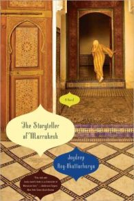 the storyteller of marrakesh by joydeep roy bhattacharya