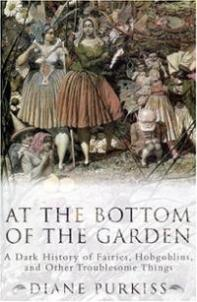 At the bottom of the garden by Diana Purkiss