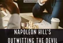 Napoleon Hill Outwitting the Devil | Astrochologist