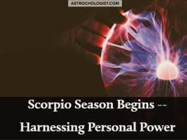 Scorpio Power | Astro-chologist.com
