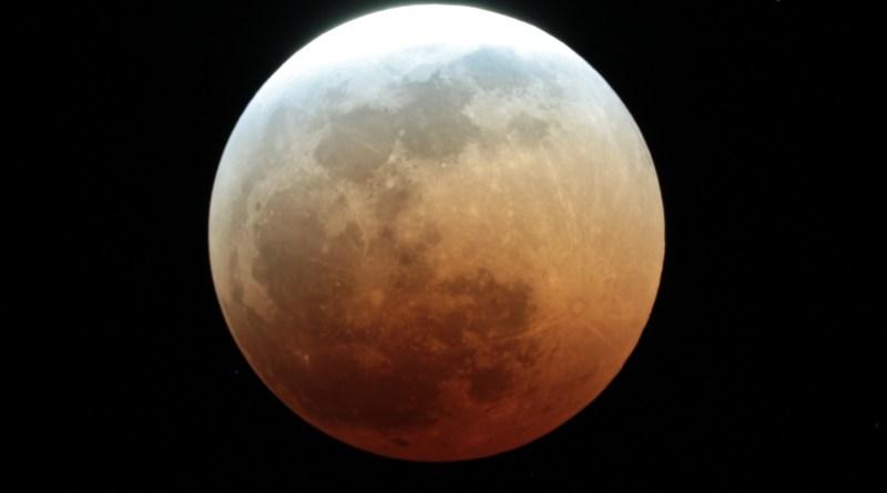 Eclipse total de lune – 27 juillet 2018