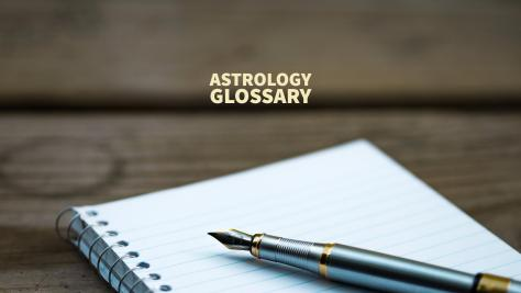 Astrology Glossary
