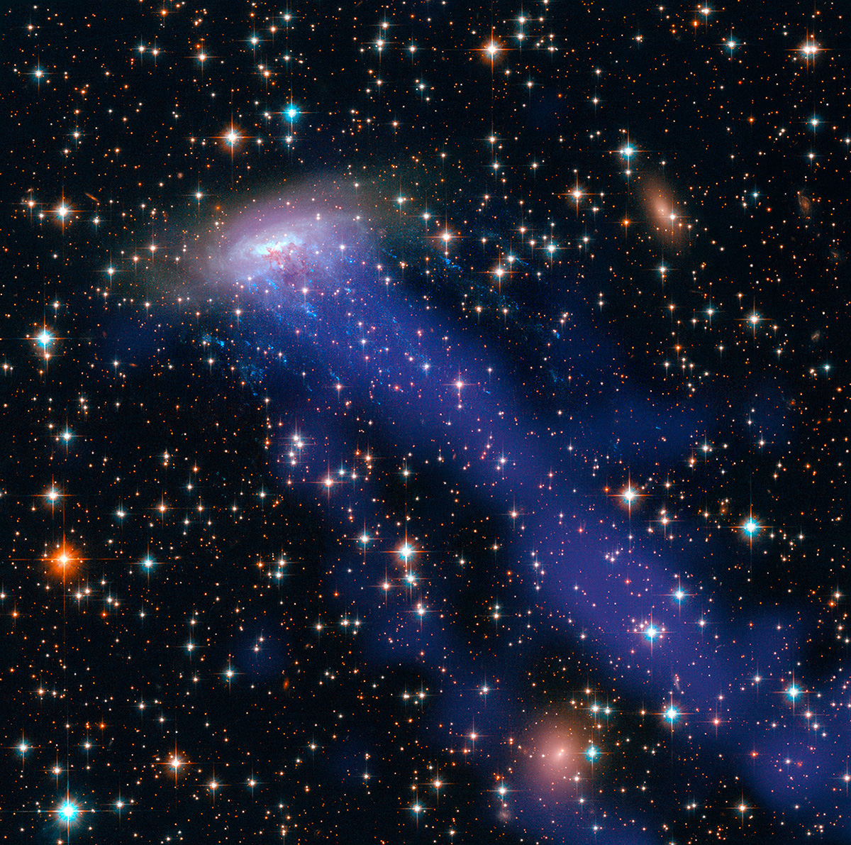 New study at UCR explains why galaxies stop creating stars