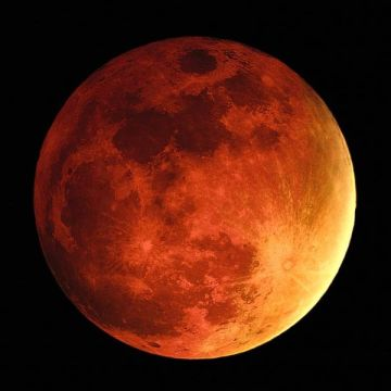 Total Lunar Eclipse – January 31, 2018