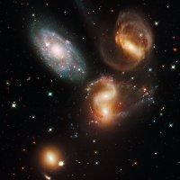 Galaktikat e Kunitetit Stephan.