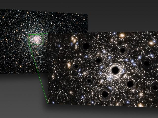 Hubble descubre