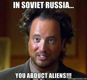 Advanced alien civilizations, have we already found some? (2/3)