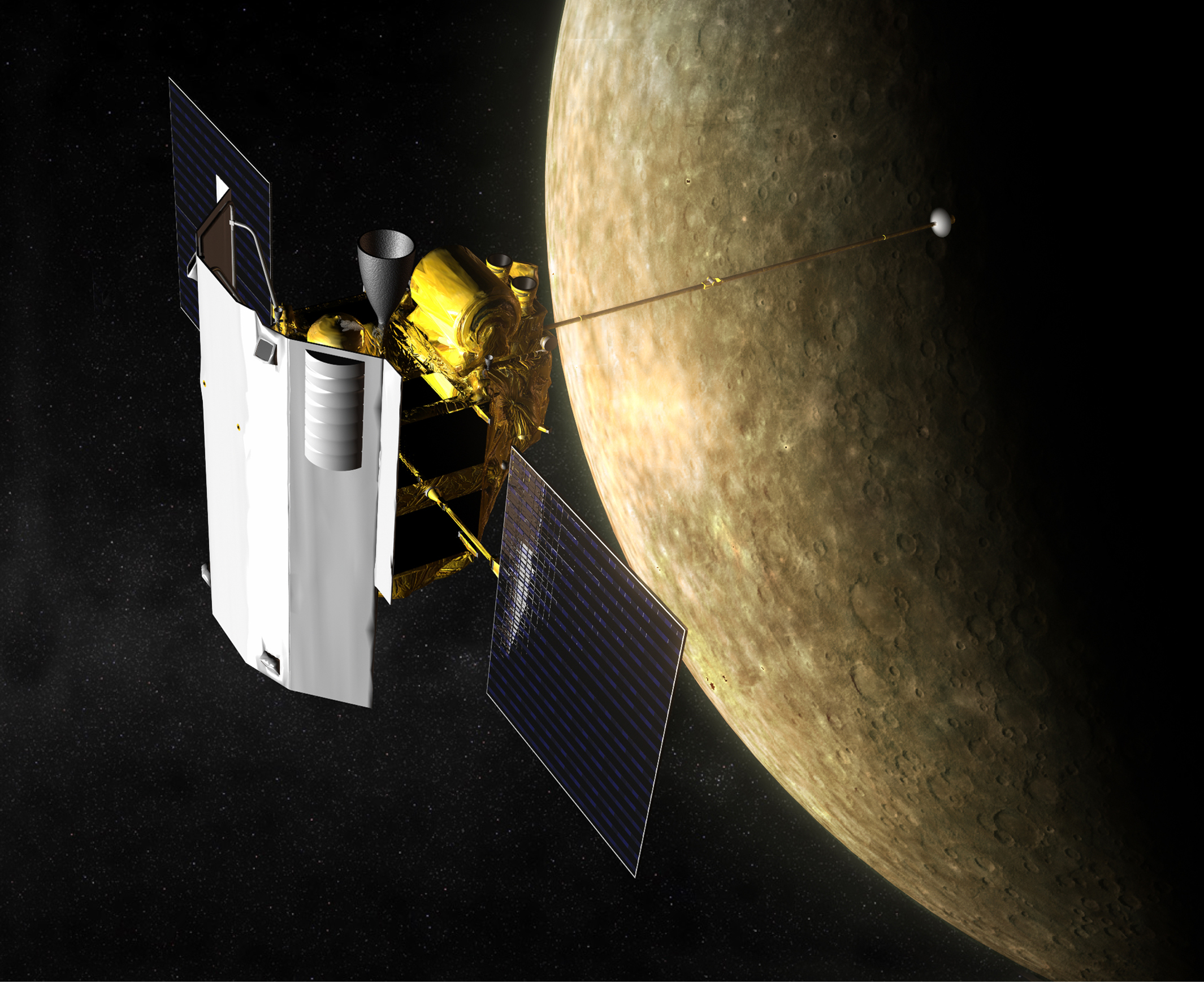 Testing the Limits of Gravity at Mercury